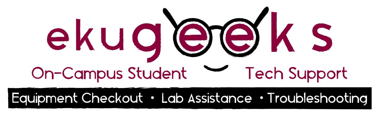 EKU Geeks Logo